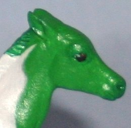 Weinig Groen'Paard