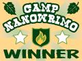 Camp NaNoWriMo July 2011
