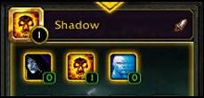 First Tier Shadow