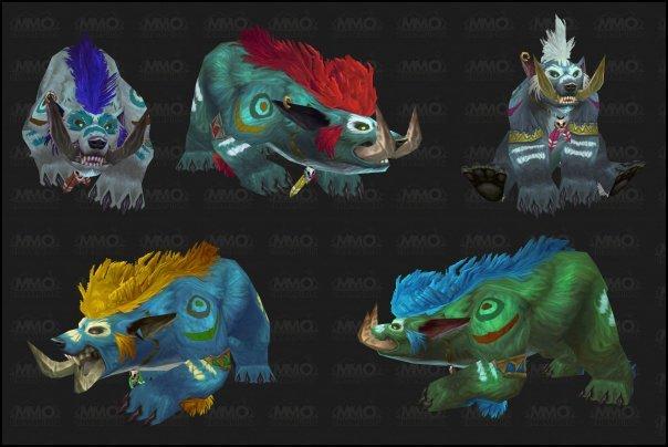 Troll Bear Druids