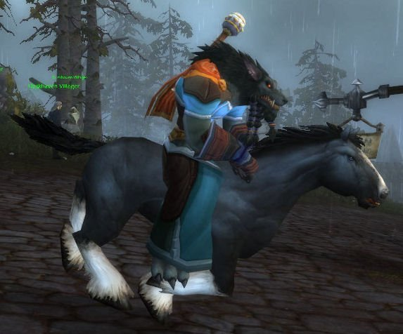 Kidnapped by Equines... Again.