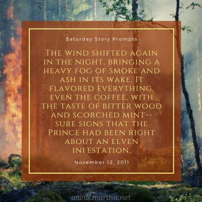 032 Saturday Story Prompts 2011-11-12