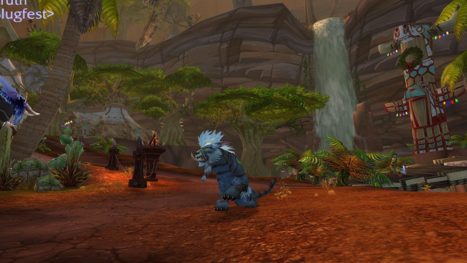 WoW Screenshot Main Troll Druid