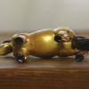 Ha'penny - Custom Breyer Stablemate Highland Pony - Martha Bechtel - Tummy