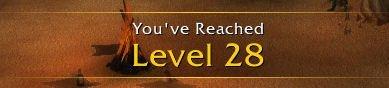 World of Warcraft Level 28