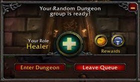 Random Dungeon Finder