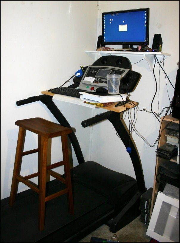 Treadmill Time Out