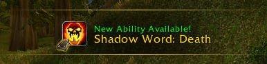 Level 32 - Shadow Word Death