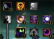 15 Talent Points Shadow Priest