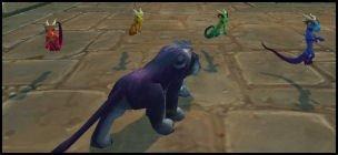 Ashella Cat Baby Dragons