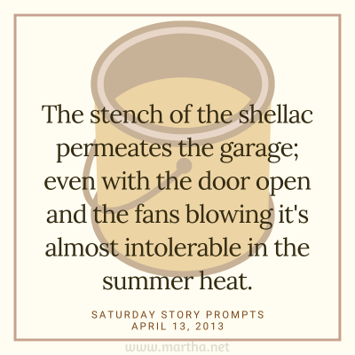 004 Saturday Story Prompts 2013-04-13