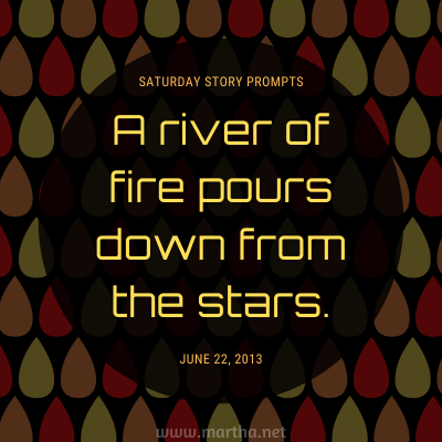 024 Saturday Story Prompts 2013-06-22