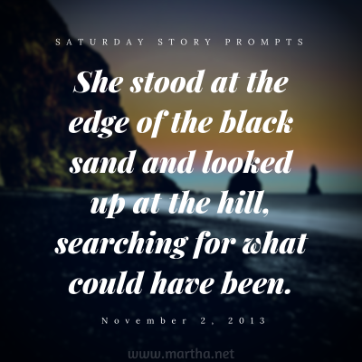 050 Saturday Story Prompts - 2013-11-02