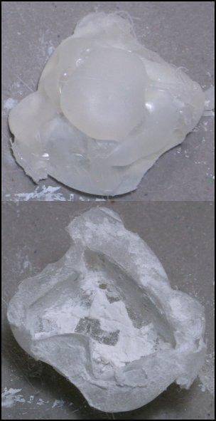 Hot Glue Mold Failure