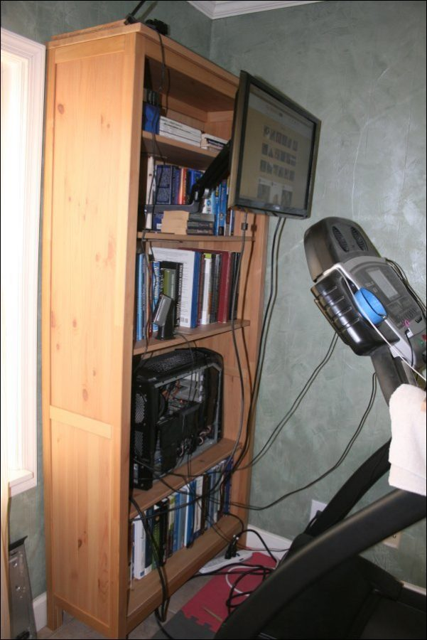 Bookshelf and Monitor Mount