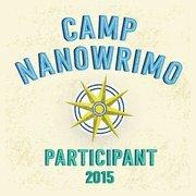 Camp NaNoWriMo 2015