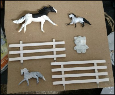 Partial Eclipse, Hello Borgy, Removable Fences, and Realistic Mini Whinnies