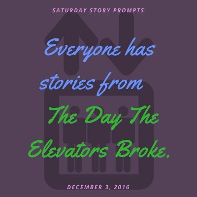 Saturday Story Prompts 2016-12-03