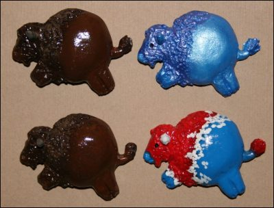 Fat Buffalos 001-004