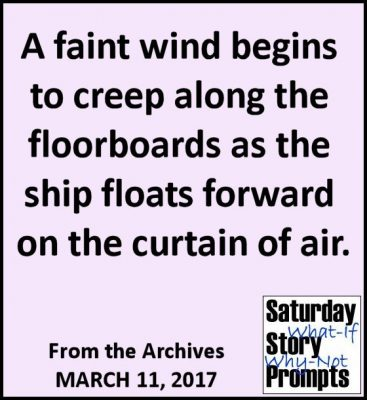 Saturday Story Prompts 03-11-2017