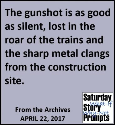 Saturday Story Prompts 04-22-2017