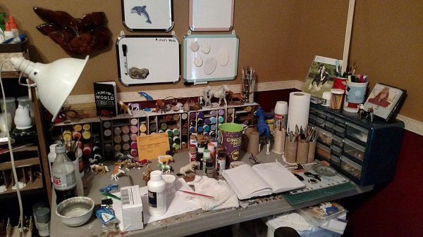 Live From the Messy Workbench 07-31-2017