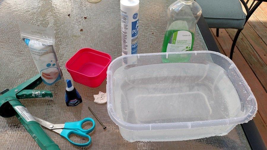 Silicone Caulk Mold Making Trying New Methods
