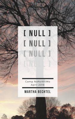 [NULL] April Camp NaNoWriMo 2018 eBook cover