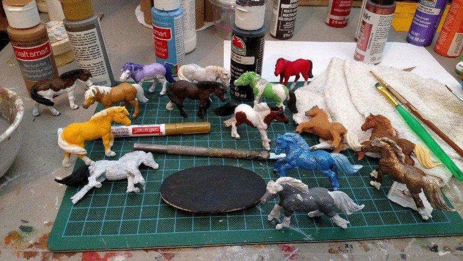 TOOB Pony Herd