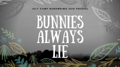 Bunnies Always Lie - Website Novel Banner