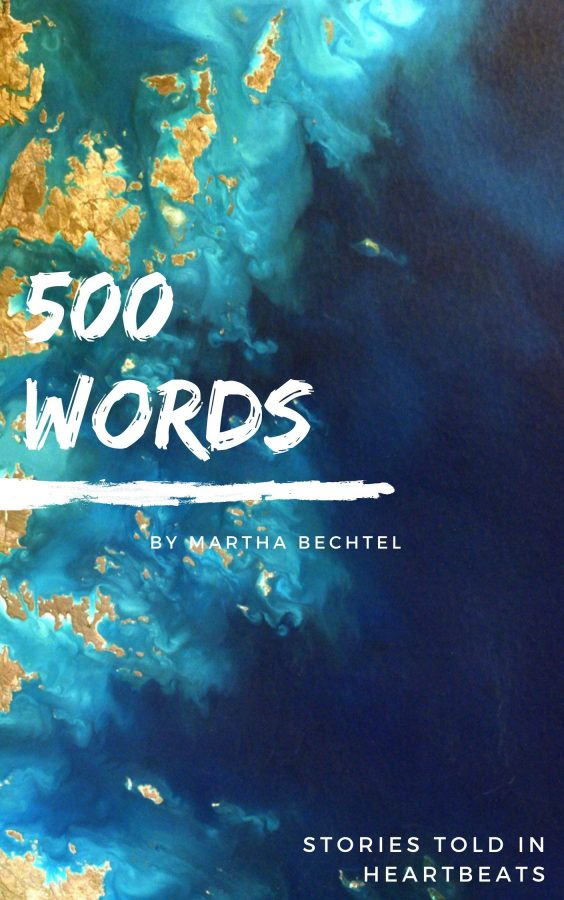 500 Words ebook cover