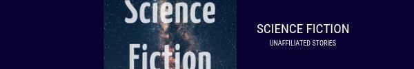 Science Fiction slim banner
