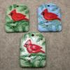 Cardinal Christmas Ornament 001 002 003 - Martha Bechtel