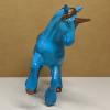 Bergkam Droom - Custom Breyer Stablemate Shire Unicorn - Martha Bechtel - Nose