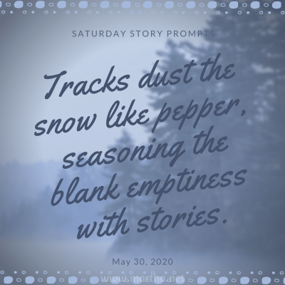 019 Saturday Story Prompts 2020-05-30