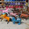 Custom Breyer Stablemates - Martha Bechtel - October 2021 Sales Herd