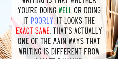 John Green Quote about Writing
