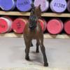 Madeline - Custom Breyer Stablemate Arabian - Martha Bechtel - Tail