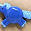 Fat Pony Magnet 130 - Flaxen Blue - Martha Bechtel - Front Brown2