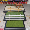 5 inch - Template A Stablemate Scale Model Horse - base sizes