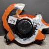 Fat Fox Magnet 005 - Martha Bechtel - Back Black