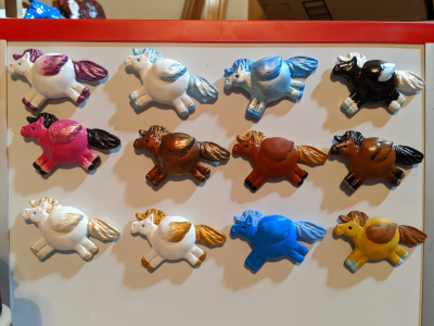 Fat Pegasus Magnets - Gallery Image