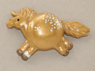 Fat Pony Magnet 024 - Gallery Image