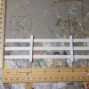 7 inch White - Template A Stablemate Scale Model Horse - scale