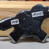 Fat Pony Magnet 047 - Martha Bechtel - Back Wood