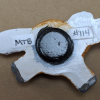Fat Pony Magnet 114 - Martha Bechtel - Back Tan
