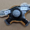 Fat Pony Magnet 119 - Martha Bechtel - Back Tan