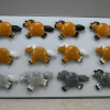 Fat Pony Magnets 040 072 073 074 068 069 070 071 075 076 077 048 - Martha Bechtel - Group shot