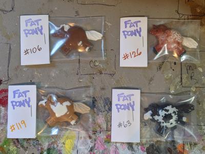 Fat Pony Magnets 106 126 119 063 - Martha Bechtel - Group shot