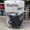 Flat Cat Head 006 - Martha Bechtel - Back Bag